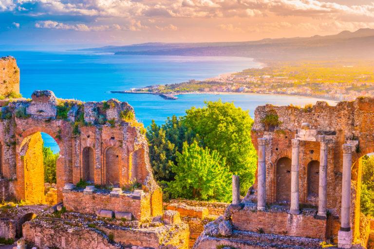 Sicile Taormina